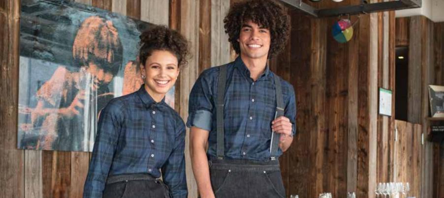 Horeca kleding van bedrijfskleding ZHZ
